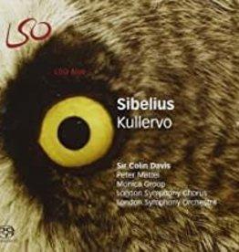 Used CD Sibelius- Kullervo (Sir Colin Davis Composer)