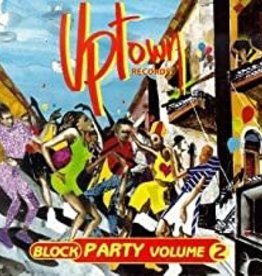 Used CD Various- Block Party Volume 2