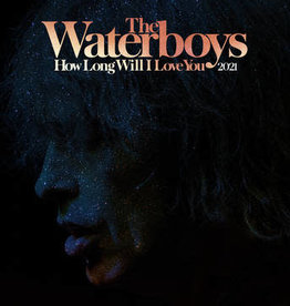 """New Vinyl The Waterboys- How Long Will I Love You [2021 Remix] (10"""") -RSD21 (Drop 2)"""