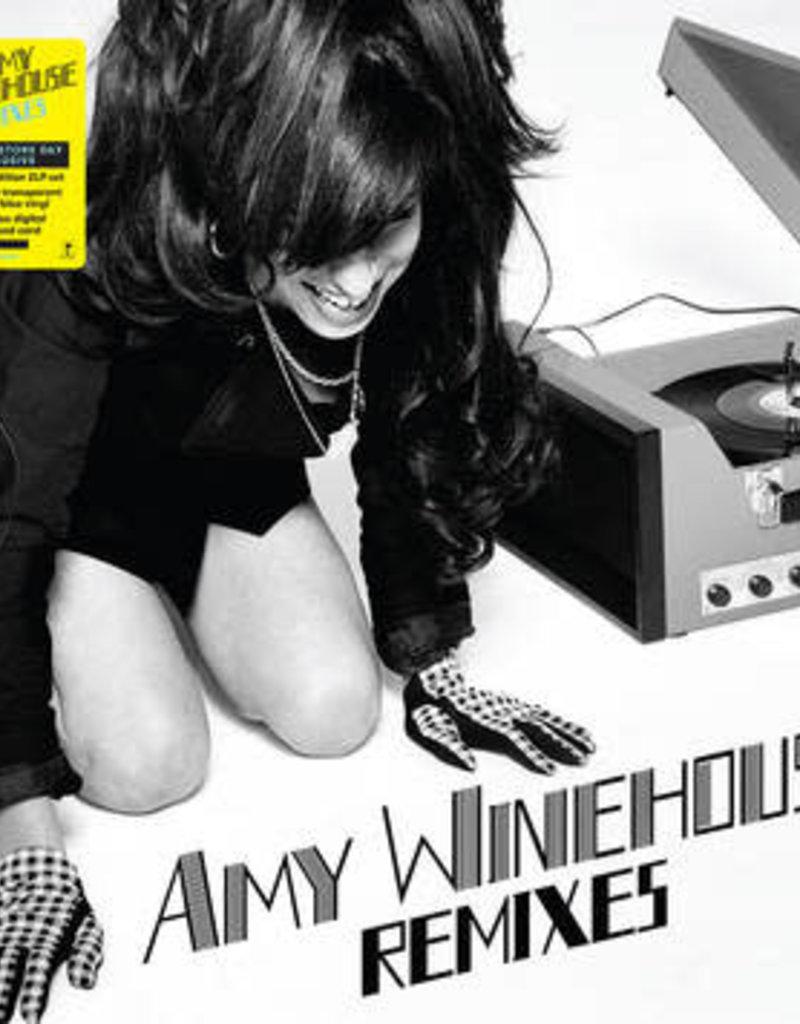 New Vinyl Amy Winehouse- Remixes -RSD21 (Drop 2)