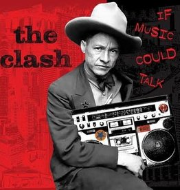 New Vinyl The Clash- If Music Could Talk -RSD21 (Drop 2)