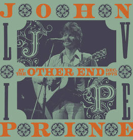New CD John Prine- Live At The Other End, December 1975 -RSD21 (Drop 2)