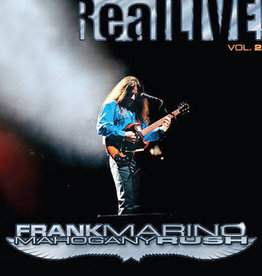 New Vinyl Frank Marino & Mahogany Rush- Real Live! Vol. 2 -RSD21 (Drop 2)