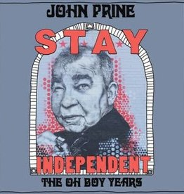New Vinyl John Prine- Stay Independent: The Oh Boy Years Curated By Indie Record Stores -RSD21 (Drop 2)