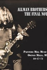 New Vinyl Allman Brothers Band- The Final Note -RSD21 (Drop 2)