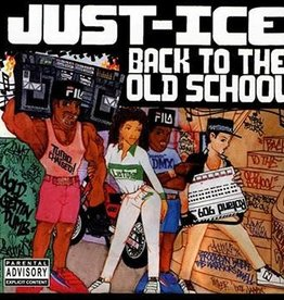 New Vinyl Just Ice- Back To The Old School: 35th Anniv -RSD21 (Drop 2)