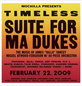 New Vinyl Various (File w/ J Dilla)- Mochilla Presents Timeless: Suite For Ma Dukes -RSD21 (Drop 2)