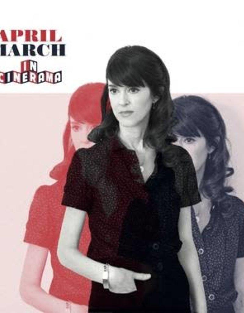New Vinyl April March- In Cinerama -RSD21 (Drop 2)