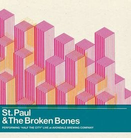 New Vinyl St. Paul & The Broken Bones- Half The City Live -RSD21 (Drop 2)