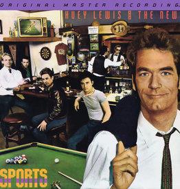 Used Vinyl Huey Lewis & The News- Sports (MoFi)