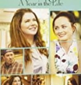 Used DVD Gilmore Girls: A Year In The Life