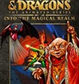Used DVD Dungeons And Dragons The Animated Series: Into The Magical Realm