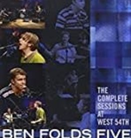 Used DVD Ben Folds Five- The Complete Sessions At West 54th