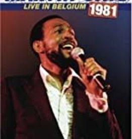 Used DVD Marvin Gaye- Live In Belgium 1981