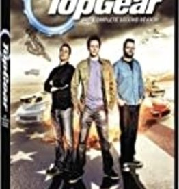 Used DVD Top Gear Complete Season 2