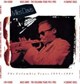 Used CD Miles Davis- The Columbia Years 1955-1985