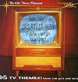 Used CD Televisions Greatest Hits