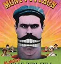 Used DVD Monty Python Almost The Truth The Lawyer's Cut