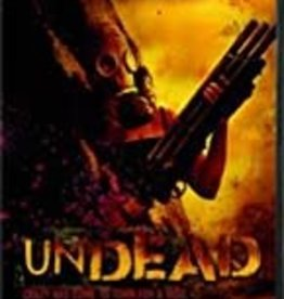 Used DVD Undead