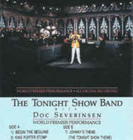Used Cassettes Tonight Show Band- Tonight Show Band With Doc Severinsen