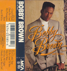 Used Cassettes Bobby Brown- Don't Be Cruel