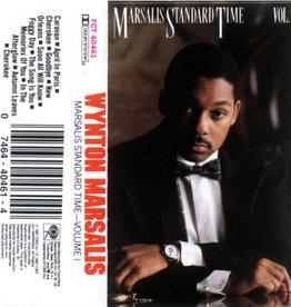 Used Cassettes Wynton Marsalis- Marsalis Standard Time Vol. 1