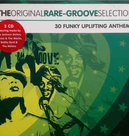 Used CD Various- The Original Rare-Groove Selection