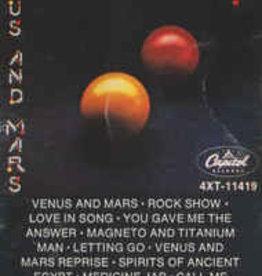 Used Cassettes Paul McCartney & Wings- Venus And Mars