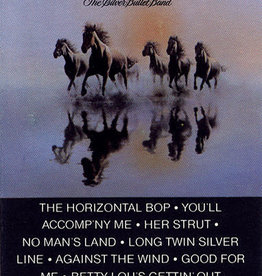 Used Cassettes Bob Seger & Silver Bullet Band- Against The Wind