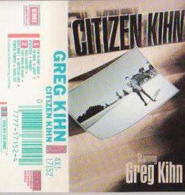 Used Cassettes Greg Kihn- Citizen Kihn