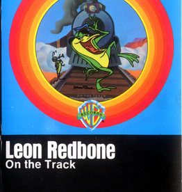 Used Cassettes Leon Redbone- On The Track