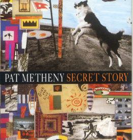 Used Cassettes Pat Metheny- Secret Story