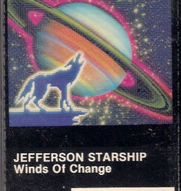 Used Cassettes Jefferson Starship- Winds Of Change