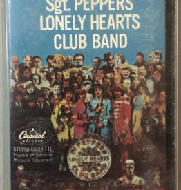 Used Cassettes The Beatles- Sgt. Peppers Lonely Hearts Club Band