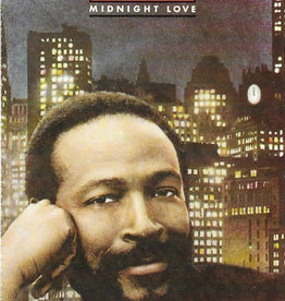 Used Cassettes Marvin Gaye- Midnight Love