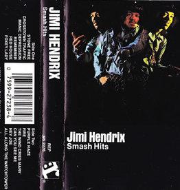 Used Cassettes Jimi Hendrix- Smash Hits