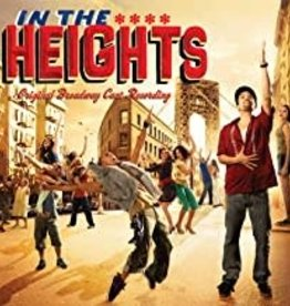 Used CD In The Heights Original Broadway Cast Recording