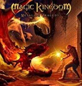 Used CD Magic Kingdom- Metallic Tragedy