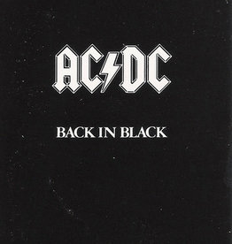 Used Cassettes AC/DC- Back In Black