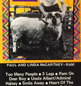 Used Cassettes Paul McCartney- Ram