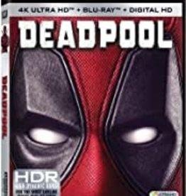 Used BluRay Deadpool (4K)