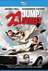 Used BluRay 21 Jump Street