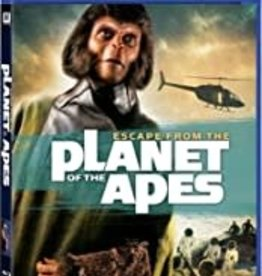 Used BluRay Escape From The Planet Of The Apes