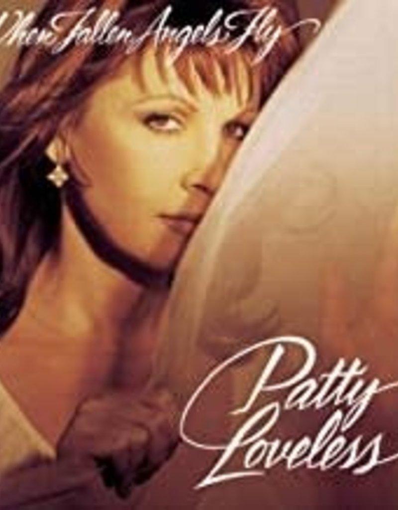 Used CD Patty Loveless- When Fallen Angels Fly