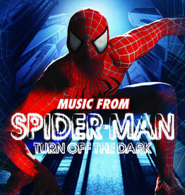 Used CD Music From Spider- Man Turn Off The Dark