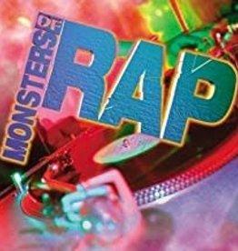 Used CD Various- Monsters Of Rap