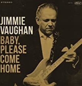 Used CD Jimmi Vaughan- Baby, Please Come Home
