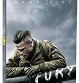 Used BluRay Fury (Steelbook)