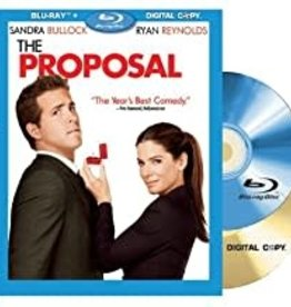 Used BluRay The Proposal