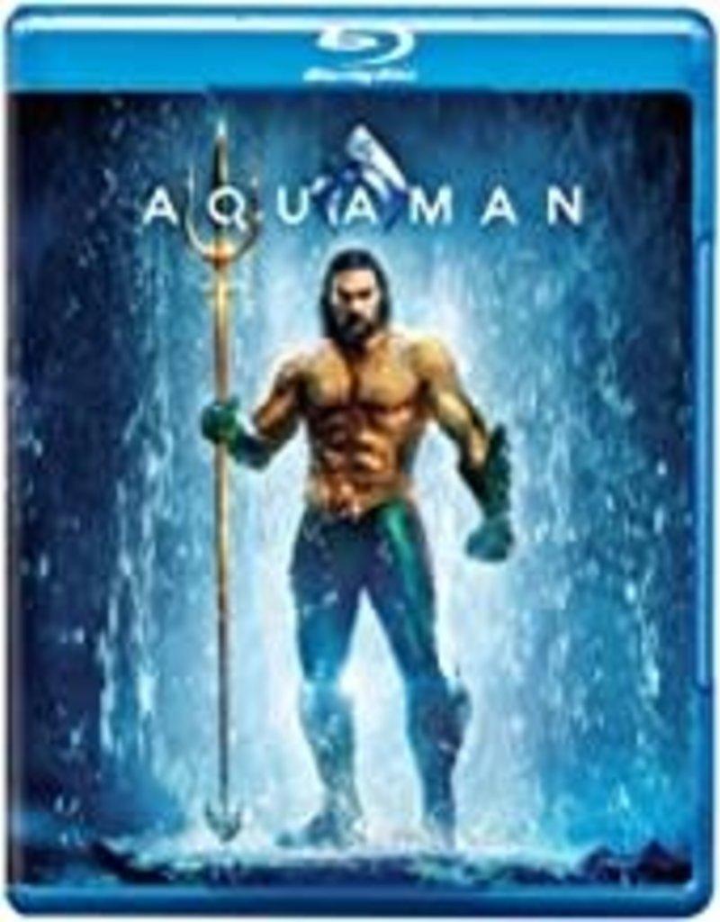 Used BluRay Aquaman